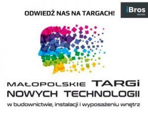 iBros technic na Małopolskich Targach Nowych Technologii