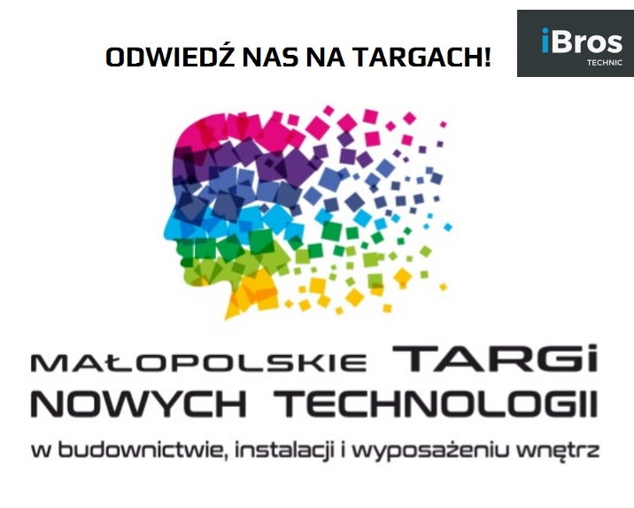 iBros-na-Targach-nowych-technologii iBros technic na Małopolskich Targach Nowych Technologii