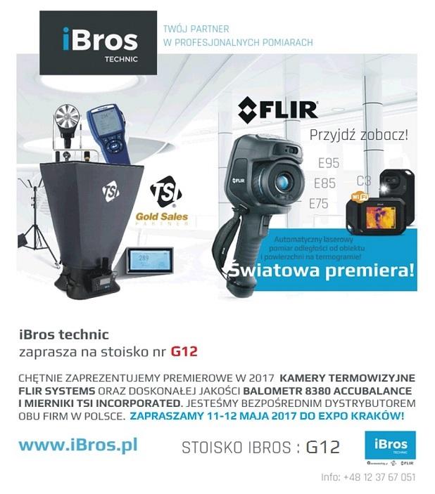 iBros_targi-nowych-technologii-baner iBros technic na Małopolskich Targach Nowych Technologii