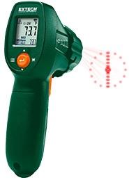 ir300uv IR300UV: Pirometr z detektorem wycieku promieniowania UV