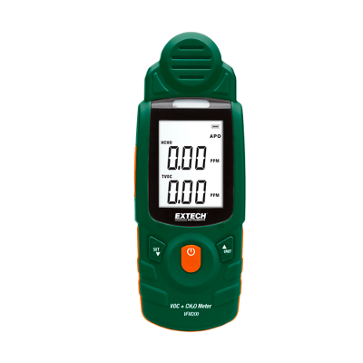 IBE-VFM200 VFM200: Przenośny miernik VOC i Formaldehydu