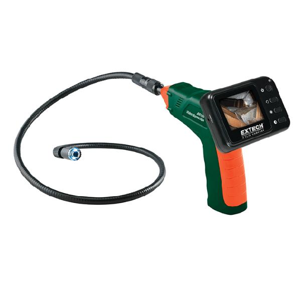 IBE-BR100 BR100: Kamera inspekcyjna z sondą o śrenicy 17 mm