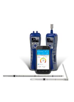 AirPro-AP500-AP800 Pomiary, badanie i regulacja instalacji hvac – urządzenia pomiarowe do wentylacji/klimatyzacji