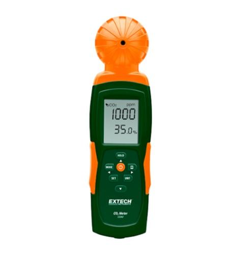 IBE-CO240 Cyfrowy wilgotnościomierz z termometrem IR