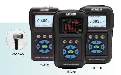Extech-TKG_gl Grubościomierz ultradźwiękowy