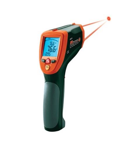 IBE-42570 Cyfrowy wilgotnościomierz z termometrem IR