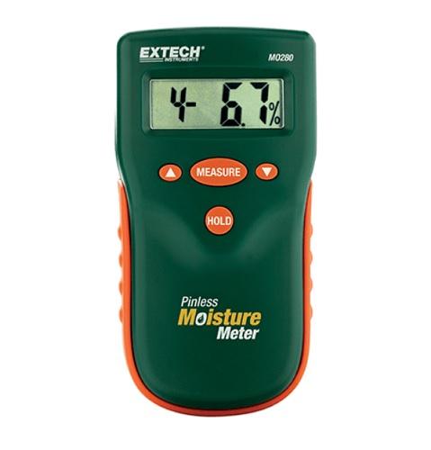 IBE-MO280 Cyfrowy wilgotnościomierz z termometrem IR