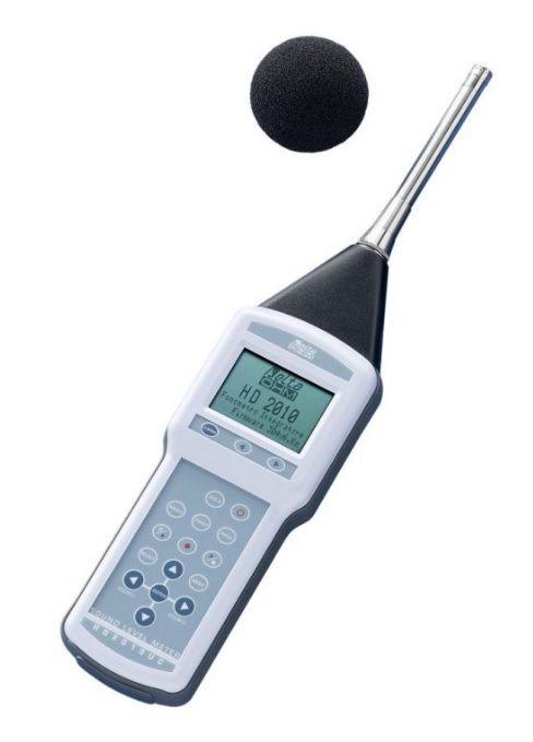 HD2010UC-kit1 Miernik poziomu dźwięku klasy 1