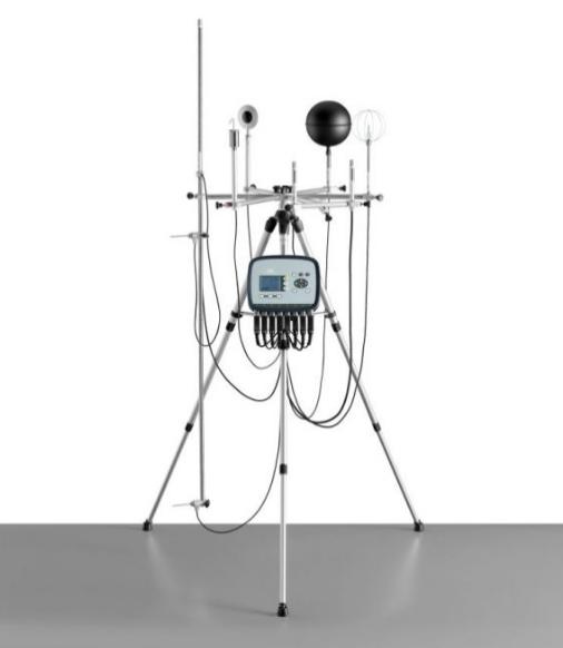 iBros-Miernik-HD32.1 Sondy wielokierunkowe - pomiar prędkości powietrza w strefie przebywania ludzi