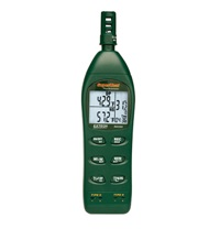 RH350 Miernik poziomu dźwięku klasy 1